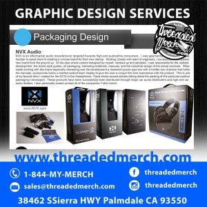 Custom High End Product Packaging